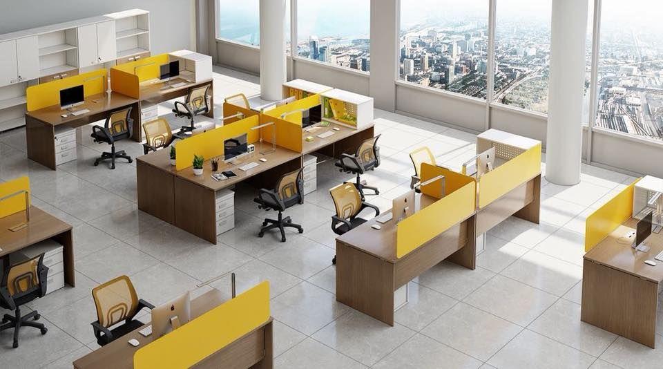 Nội thất văn phòng đẹp